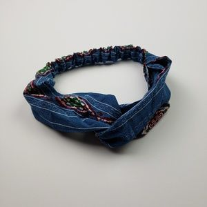 Accessories - Boho Turban Style Headband
